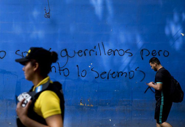 (AP / Eduardo Verdugo)