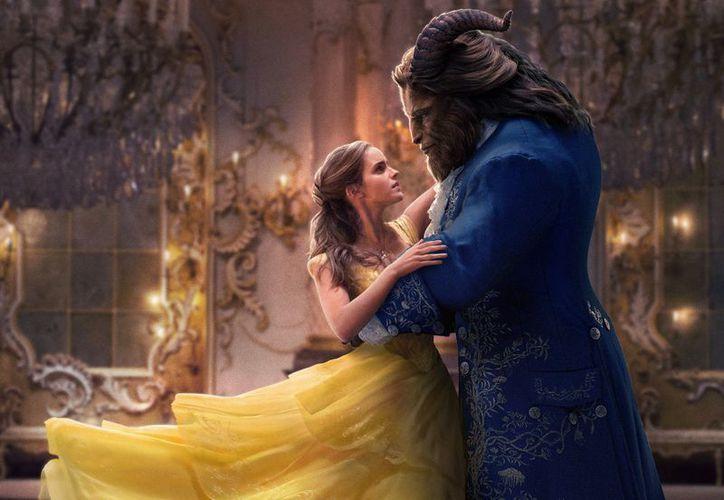 La Bella y la Bestia tiene previsto su estreno para el próximo 17 de marzo. (Captura de pantalla)