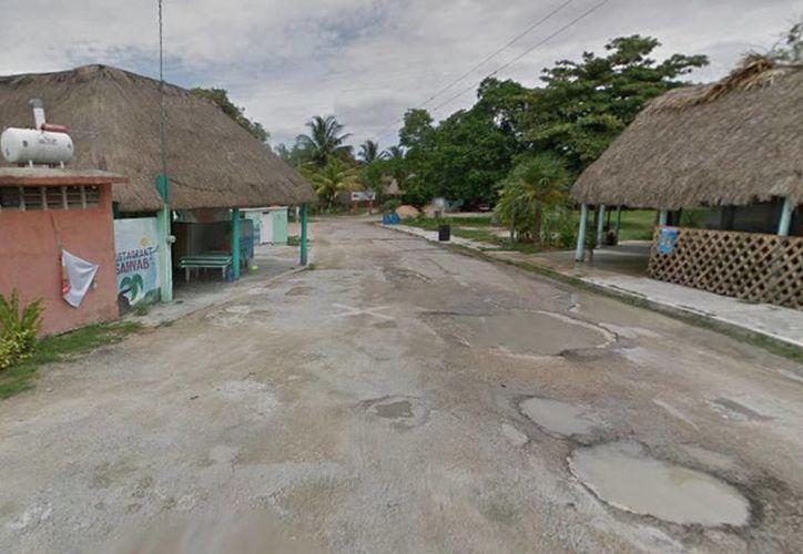 Huay-Pix está cerca de la capital del Estado; la ubicación de la Laguna Milagros la convierte en un lugar apto para turismo. (Harold Alcocer/SIPSE)