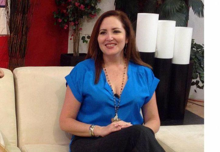 Lenisse Sánchez: en Yucatán se ha fomentado la prevención. (SIPSE)