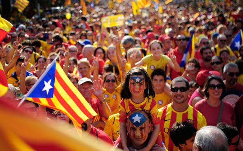 Alemania no reconoce independencia de Cataluña