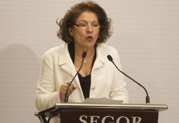 'Las elecciones se ganan a billetazos... y yo no los tengo', indicó Isabel Miranda de Wallace. (Archivo/Notimex)