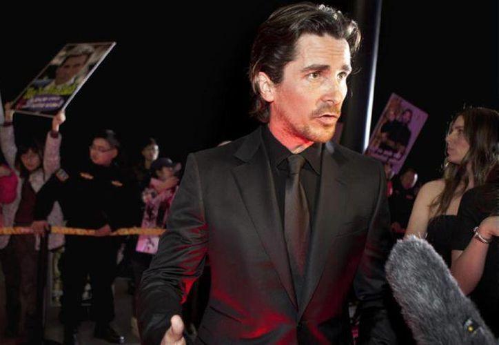 El actor Christian Bale abandonó un proyecto debido a que teme que el papel le traiga problemas de su salud. (Archivo AP)
