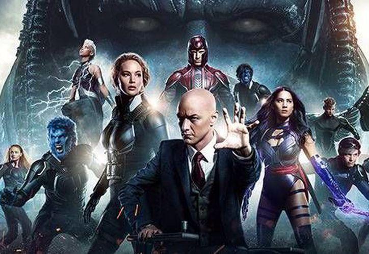 La historia de 'X-Men: Apocalipsis' se desarrolla en 1983, cuando Apocalipsis es liberado y se enfurece porque los mutantes ya no son tratados como dioses. (Facebook: Xmen películas)