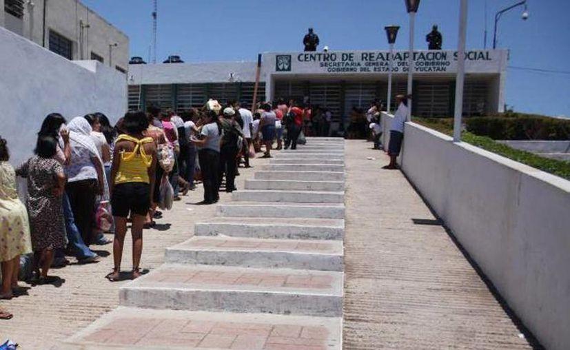 El presunto ratero llevará su proceso tras las rejas. (Novedades Yucatán)