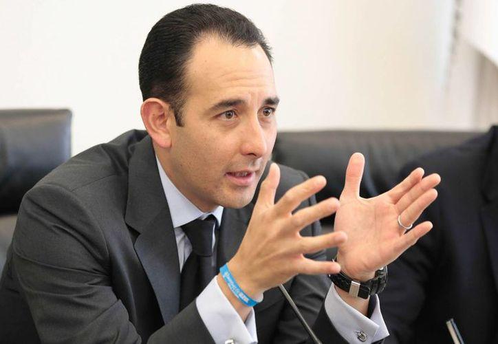 Roberto Gil Zuarth, senador de la República. (Foto: www.comunicacion.senado.gob.mx)