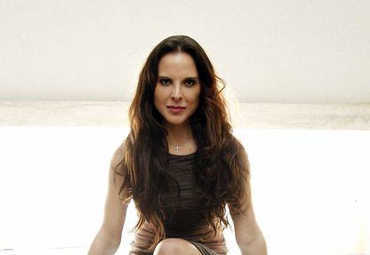 La actriz Kate del Castillo fue notificada por parte del Juez, quien emitiera la resolución del juicio llevado a cabo el pasado lunes.(AP)