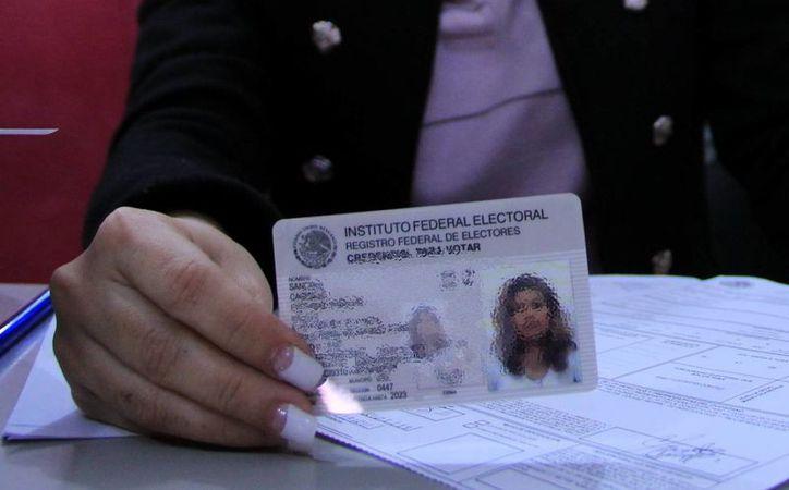 Proporcionar datos falsos al tramitar su credencial de elector le costó tres años de cárcel y una multa de 70 días, a una mujer con domicilio en Panaba, Yucatán. (Imagen ilustrativa/ Milenio Novedades)