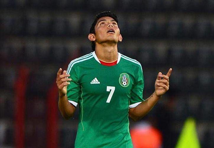 El palmarés de Jonathan Espericueta en el futbol mexicano no es impresionante, pero sí su desempeño en el Tri juvenil. (foxsportsla.co)