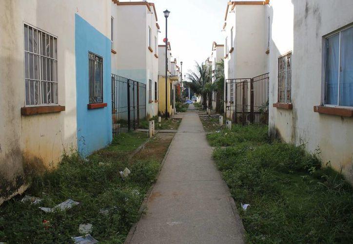 Asignarán más policías para vigilar Villas Otoch Paraíso. (Tomás Álvarez/SIPSE)
