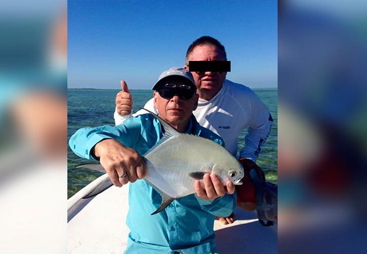 Los informes señalan que ambos hombres fueron a pescar cuando otro bote pasó y abrió fuego contra ellos. (Internet)