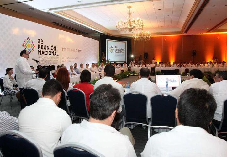 Con la Plataforma Nacional de Información Registral y Catastral se pretende unificar los esfuerzos que realizan estados y municipios. (SIPSE)