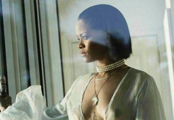 Rihanna busca seguir aumentando su marca en el top ten de Billboard, en el que ahora posee el récord.(Foto tomada de instagram/@badgalriri)