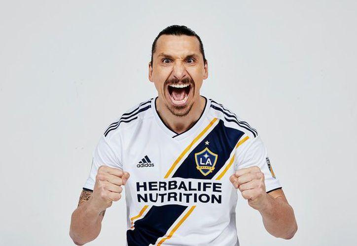 Zlatan no descarta la idea de ir al Mundial, pero prefiere disfrutar el momento con LA Galaxy. (Foto: Internet)