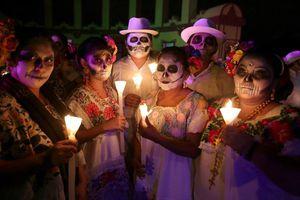 Así es la tradición del Día de Muertos en México