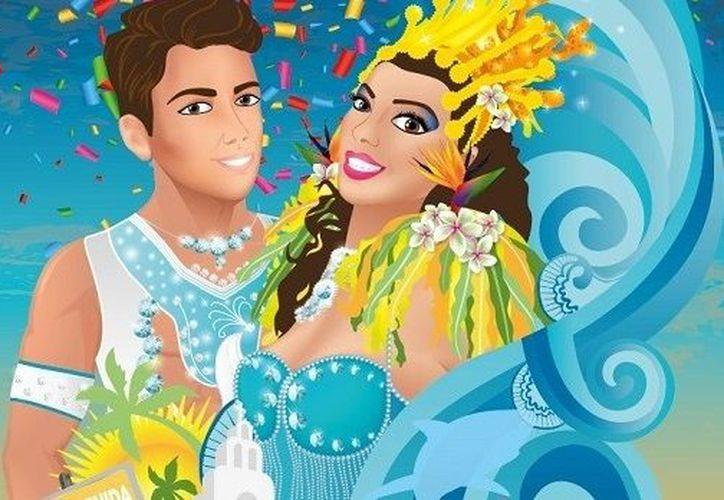 """Invitan a participar en el Carnaval 2018 """"Pasión por Playa del Carmen"""". (Redacción/SIPSE)"""