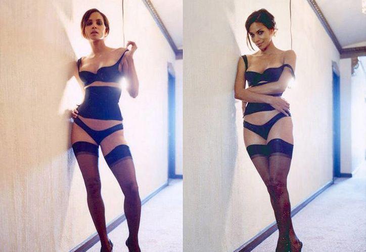 Halle Berry modernizó y revitalizó la marca de ropa íntima francesa Scandale. (Especial/Excélsior)