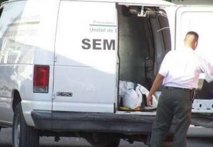 El asesino persiguió a su víctima en un vehículo sin placas. (Imagen de contexto/Archivo/SIPSE)