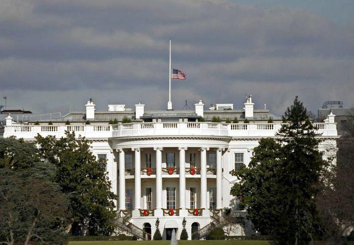El presidente Jimmy Carter también ordenó la instalación de paneles solares en la Casa Blanca. (EFE)