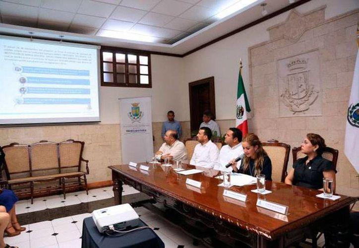El Ayuntamiento de Mérida mostrará a los candidatos a la Alcaldía el estado de las finanzas públicas. La imagen no corresponde al hecho, es únicamente de contexto. (Archivo/Oficial)