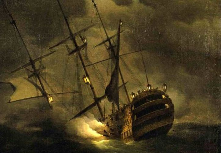 El HMS Victory se hundió el 4 de octubre de 1744 y fue hasta ahora que se supieron las causas del incidente. (wikipedia.org)