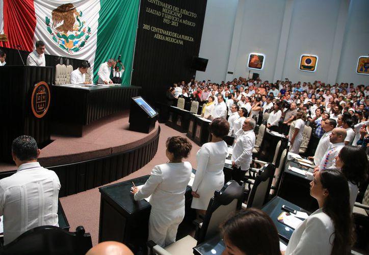 La Asociación Somos tus Ojos solicitó el juicio político al Congreso del Estado. (Luis Soto/SIPSE)