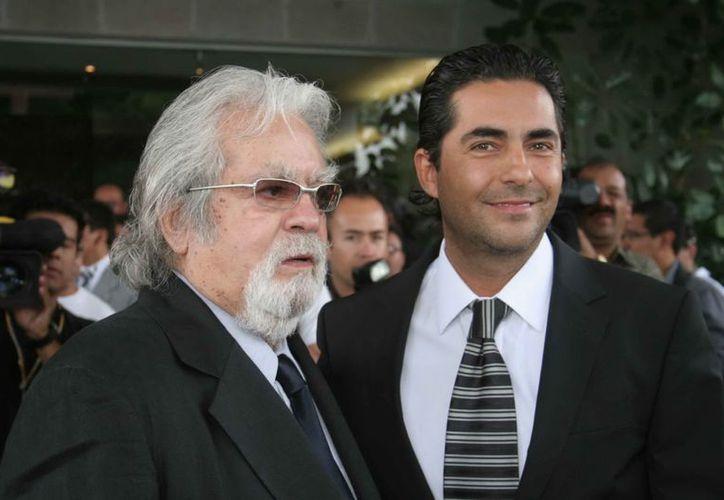 Héctor Raúl Cadena Araiza, papá del actor y conductor, Raúl Araiza, nació en Minatitlán el 1 de septiembre de 1935. (Notimex)