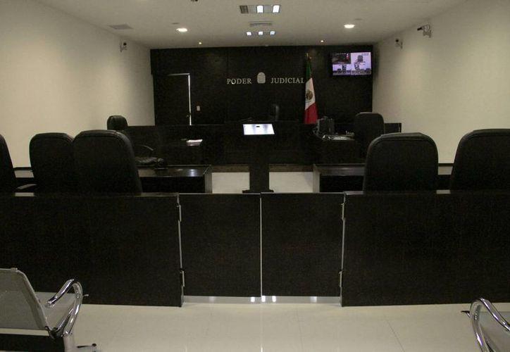 Los juzgados familiares están ubicados en la zona norte de la ciudad, en el fraccionamiento Corales. (Tomás Álvarez/SIPSE)