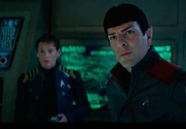 En Star Trek: Sin Límites, la tripulación del Enterprise se adentrará en lo profundo del espacio, descubriendo nuevos mundos y encontrándose con nuevas razas alienígenas. (Milenio digital)