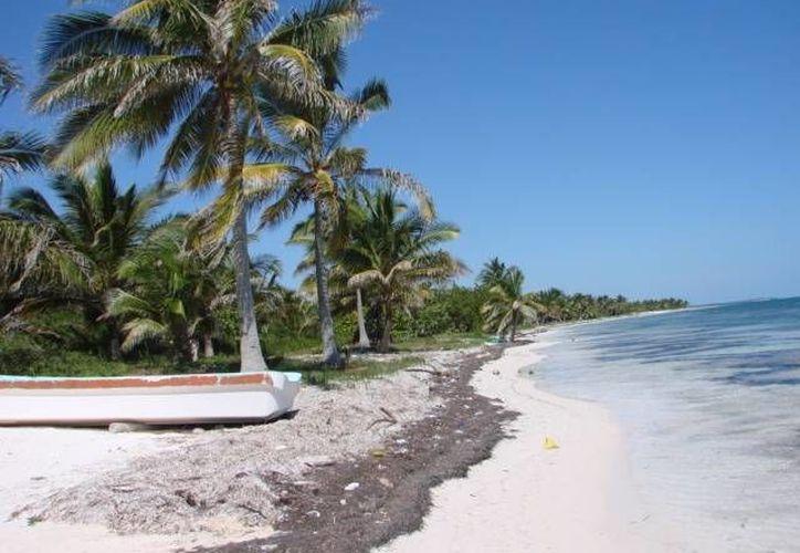 Moradores de la zona maya aseguran que se les margina del goce de los recursos. (Manuel Salazar/SIPSE)