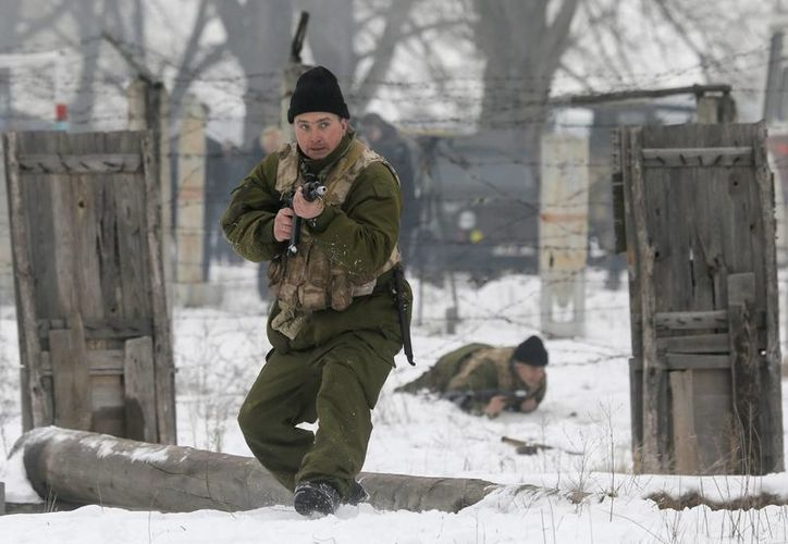 A pesar de las recientes tensiones, el alto al fuego en Ucrania iniciará a las 00:00 horas del domingo. (EFE)