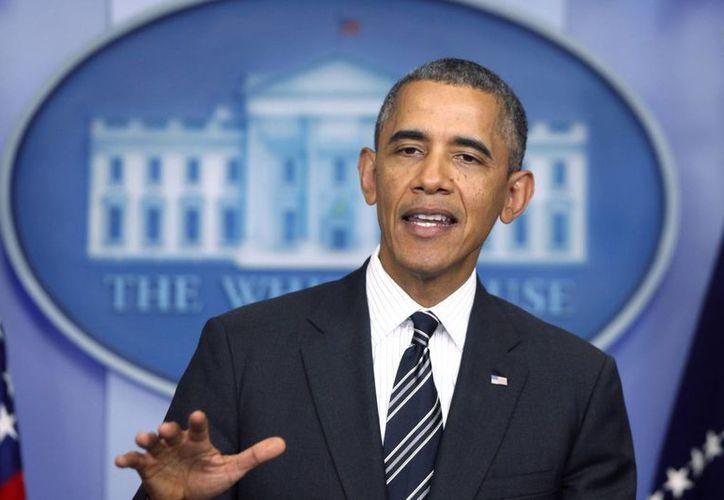 Barack Obama nombró a Stanley Fisher como vicepresidente del FID. Es considerado como  uno de los más reconocidos economistas dentro y fuera de EU. (Archivo. Agencias)
