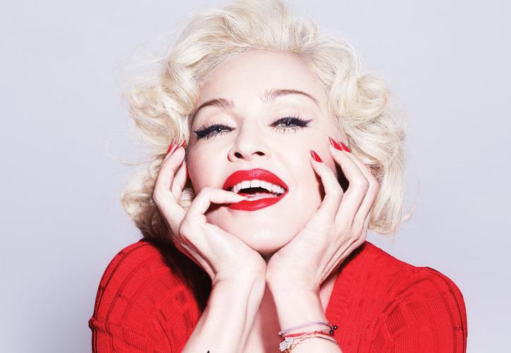 La reina del pop provoca controversia tras publicar foto. (Foto: Mert and Marcus)