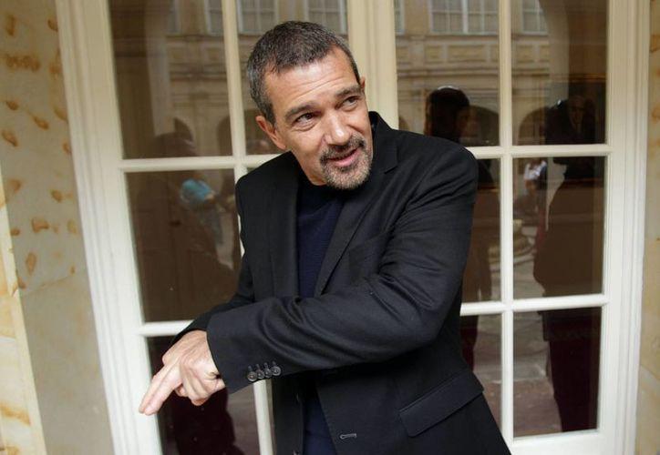 Antonio Banderas ha actuado en los géneros de cine más disímiles, como por ejemplo en terror (Entrevista con el vampiro) y en cine infantil (Spy kids). (EFE)