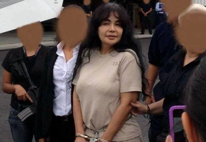 """Sandra Ávila aceptó haber brindado """"asesoría"""" a su presunto novio, el colombiano Juan Diego Espinosa Ramírez """"El Tigre"""". (Archivo/PGR)"""
