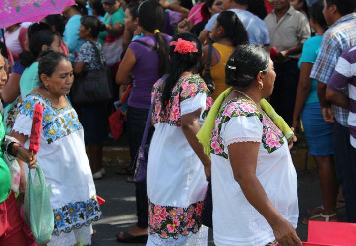 Lo importante es que la gente conozca a fondo la cultura del estado, con el fin de que se presente ante posibles visitantes. (Joel Zamora/SIPSE)