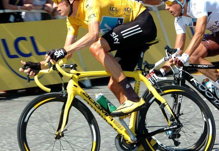 Wiggins se convirtió el año pasado en el primer ciclista británico en ganar el Tour de Francia. (roadcyclinguk.com/Archivo)