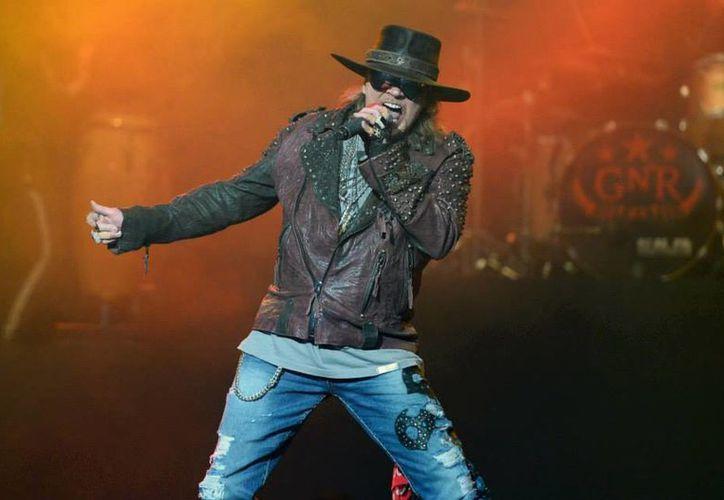 Axl Rose es el último de los miembros originales de Guns N' Roses que permanecen en la agrupación. (Axl Rose/Facebook)