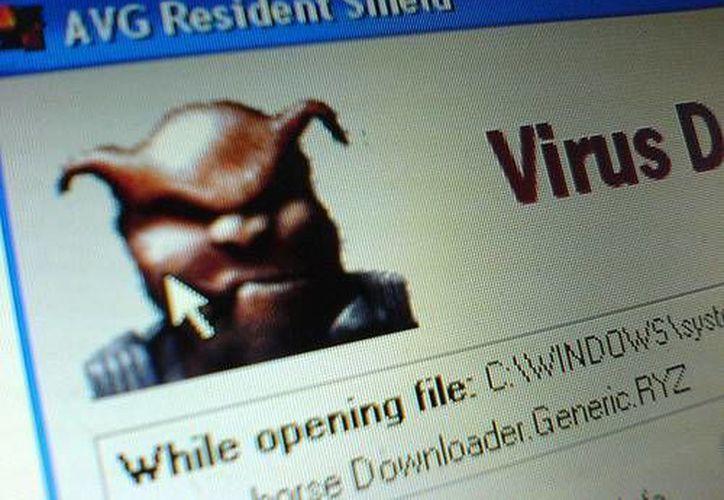 El virus provoca que la computadora infectada no se apague. (gizmodo.com.au)