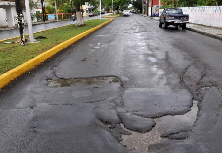 Los gastos de reparación correrán por parte de la empresa constructora. (Cortesía/SIPSE)