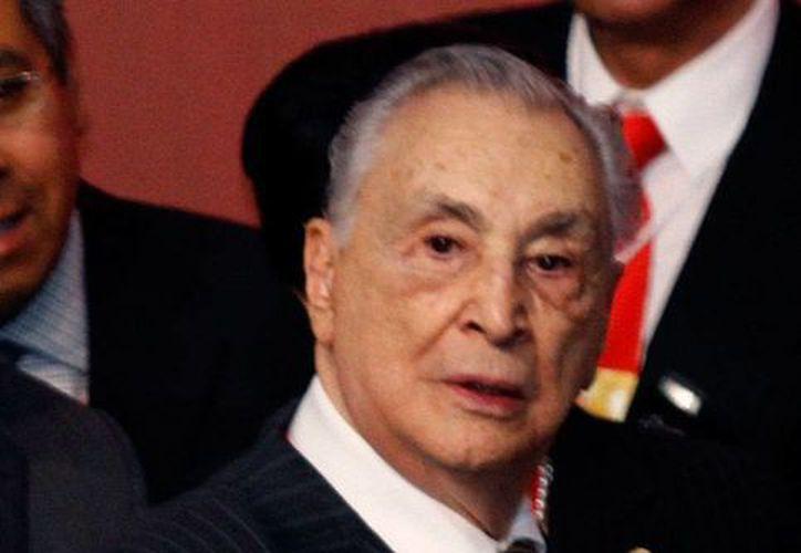 Joaquín Gamboa Pascoe era titular de la CTM desde 2005.(Archivo/Notimex)