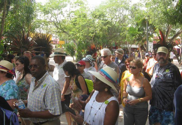 La ocupación hotelera en Tulum es de 85% actualmente. (Rossy López/SIPSE)