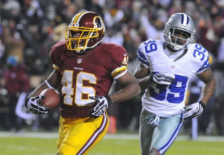 Los Redskins amarraron su pase a la postemporada al vencer a los Cowboys. (Foto: EFE)