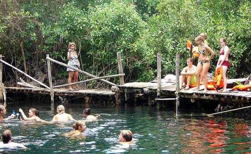 Los deportes de aventura son un gran potencial para Yucatán. (Milenio Novedades)