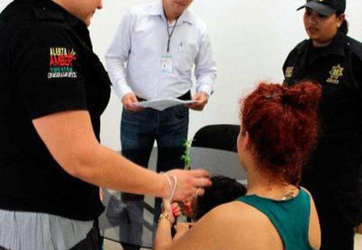 Las autoridades 'encendieron' la alerta Amber para localizar a Sandy Naal, quien finalmente apareció en Mérida, sin más ni más. La foto no es del hecho, es únicamente de contexto. (Archivo/Fiscalía del Estado)