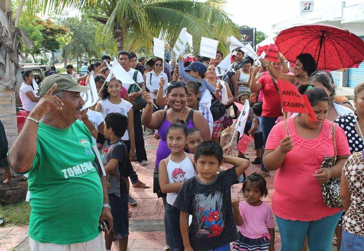 Se prevé que esta movilización sea el próximo martes a nivel nacional, ante la negativa de la dependencia federal para liberar apoyos desde 2017. (Joel Zamora/SIPSE)