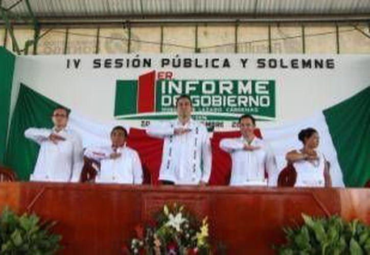 Luciano Simá Cab, presidente municipal de Lázaro Cárdenas. (Redacción/SIPSE)