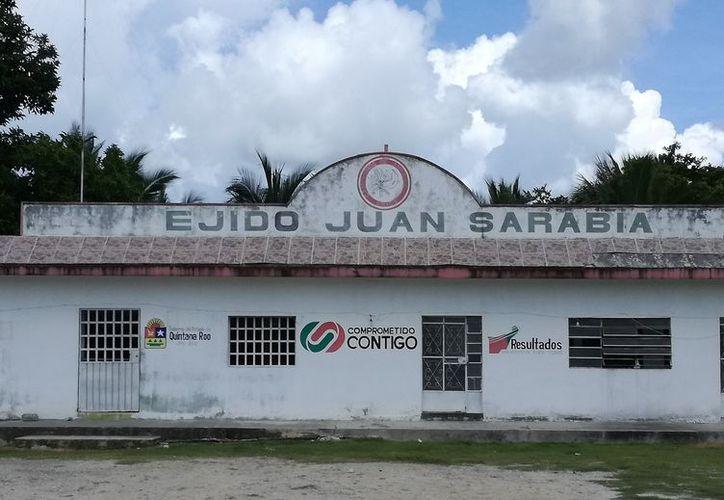 El ejido de Juan Sarabia les arrebató 13 hectáreas, afirmaron las campesinas de Xul-Há. (Javier Ortiz/SIPSE)