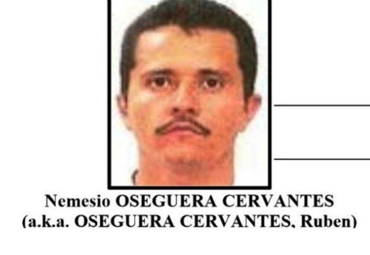 """Nemesio Oseguera Cervantes, alias """"El Mencho"""". (Vanguardia)"""