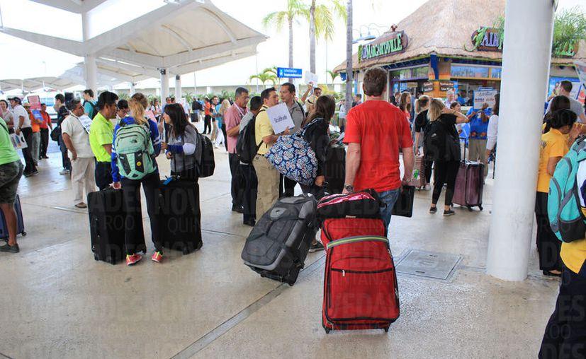 Canadá es el segundo emisor de visitantes a Cancún, y este segmento ha incrementado. (Foto: Jesús Tijerina)